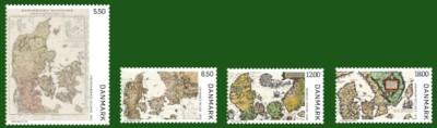 denemarken-kaarten-postzegels