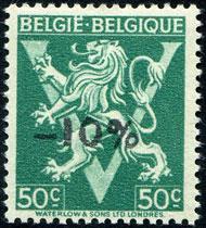 Heraldieke-Leeuw-50c-Ned-Fra-333