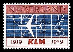 NVH 729 - 40 jaar KLM