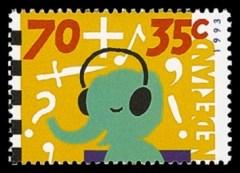 NVPH 1576 - Kinderzegel 1993