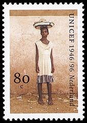 NVPH 1691- 50 jaar Unicef