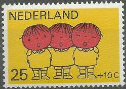 NVPH 935 - Kinderzegel 1969