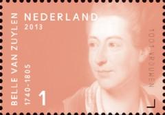 NVPH 3049 - Belle van Zuylen