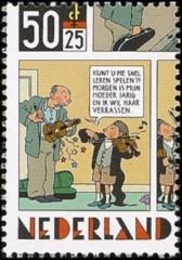 NVPH 1316 - Kinderzegel-Joost Zwarte