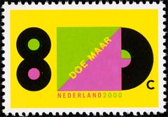 Doe Maar postzegel