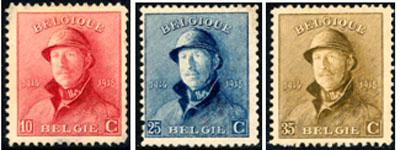 België 168 171 172