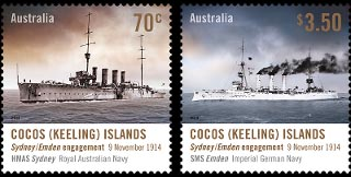Cocos (Keeling) Islands postzegels