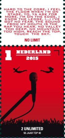 50 Jaar Top 40 - 2 Unlimited - No Limit