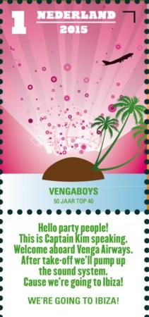 50 Jaar Top 40 - Vengaboys - We're going to Ibiza