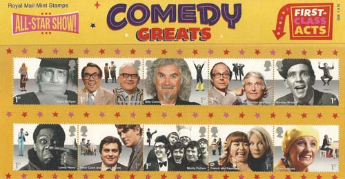 Comedy greats