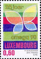 Postzegel Luxemburg 2015