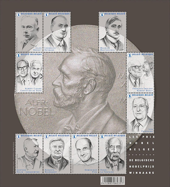 Belgische-Nobelprijswinnaar