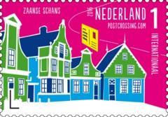 Postcrossing - Zaanse Schans