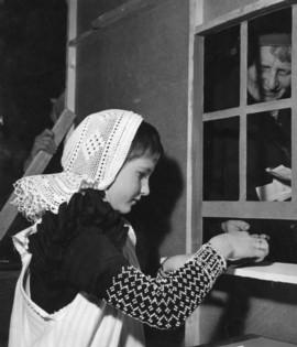 Kinderzegelkinderen 1960 - Ditty Klein [2]