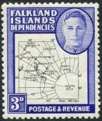 Falkland Dep 1946 Mi 5