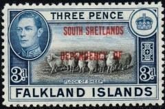 South Shetland 1944 Mi 4