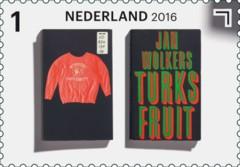 Jaar van het Boek postzegel 2