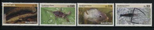 Postzegel Mauritius 2016