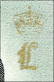 belgie-1233-monogram-detail