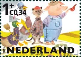 NVPH 3362f - Kinderpostzegel 2015
