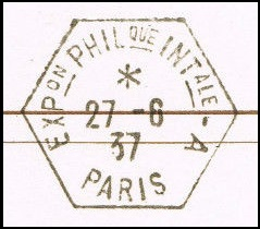 Stempel Pexip 37-6-27 A