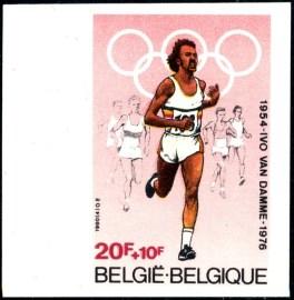 belgie-1974-ongetand