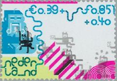NVPH 2013d - Kinderzegels 2001