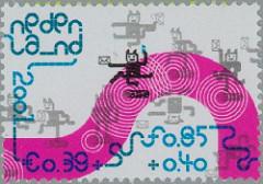 NVPH 2013e - Kinderzegels 2001