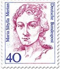 Maria Sibylla Merian