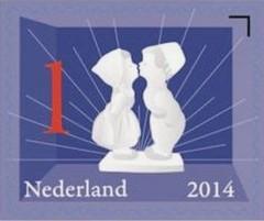 NVPH 3144 - Nederlandse iconen