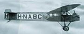 1919 - Fokker F.II