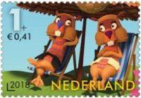 Kinderpostzegels 2018 - Fabeltjeskrant