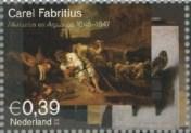 NVPH 2285 - Carel Fabritius - Mercurius en Argus ca 1645-1647