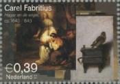 NVPH 2289 - Carel Fabritius - Hagar en de engel ca 1643-1645
