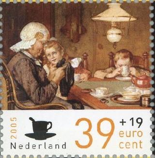 NVPH 2339b - Zomerzegels 2005