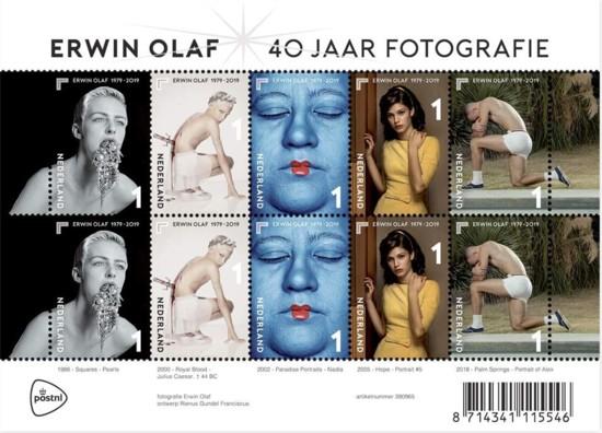 Erwin Olaf : 40 jaar fotografie