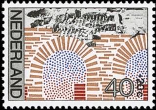 NVPH 1133 - Zomerzegel 1977