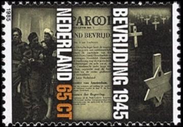 NVPH 1331 - Bevrijding 1945
