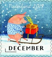 Decemberzegels 2019 [zegel 6]