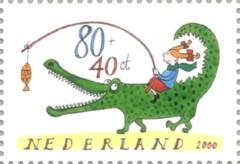 NVPH 1930 - kinderzegel 2000