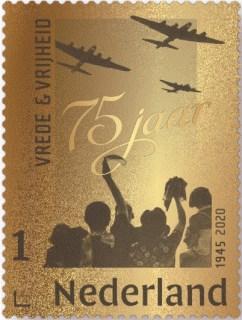 75 jaar Vrede en Vrijheid 2020