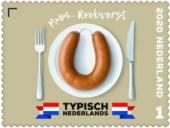 Typisch Nederlands - rookworst