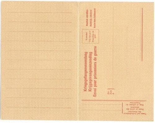 Interneringsbriefkaart