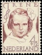 NVPH 456 - Prinses Irene