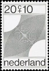 NVPH 967 - Zomerzegel 1970