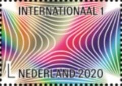 Postzegel Caleidoscoop [3e]