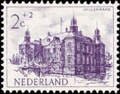 NVPH 568 - Zomerzegel 1951
