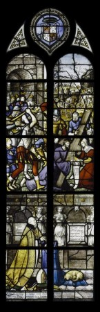 De Kruisdraging - Gouda (glas nr. 61)