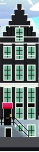 Typisch Nederlands - grachtenpanden - Herengracht 269