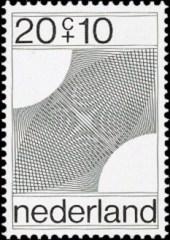 NVPH 967 - Zomerzegel 1970 - Oxenaar